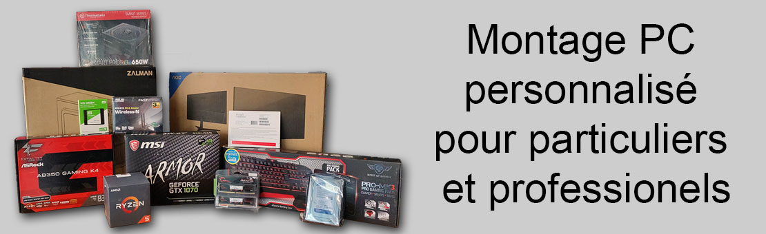 Montage PC